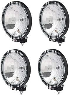 flexzon 6 x 24 V LED Oval Abstand bernsteinfarben Seitenmarkierungsleuchten Position LKW Anh/änger LKW