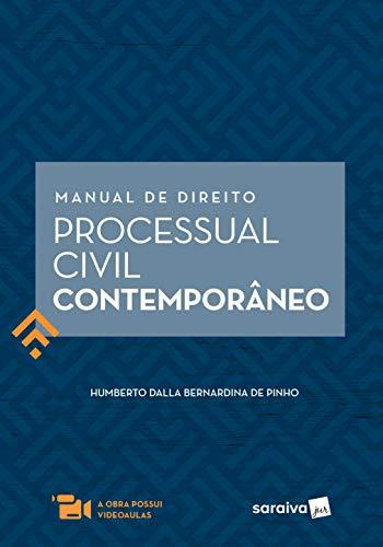 Manual de direito processual civil: Contemporâneo - 1ª edição de 2019