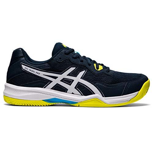 ASICS Zapatillas de Deporte para Hombre Gel-Padel Pro 4 Indoor Court
