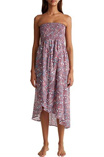 ESPRIT Freizeit-Kleid mit Paisley-Print
