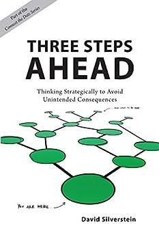 Paperback Three Steps Ahead Book
