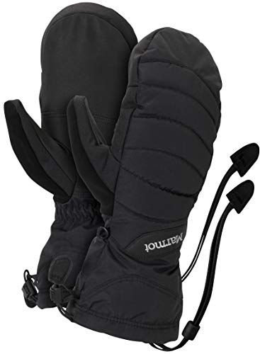 Marmot Damen Skihandschuh Moraine, Black, XS