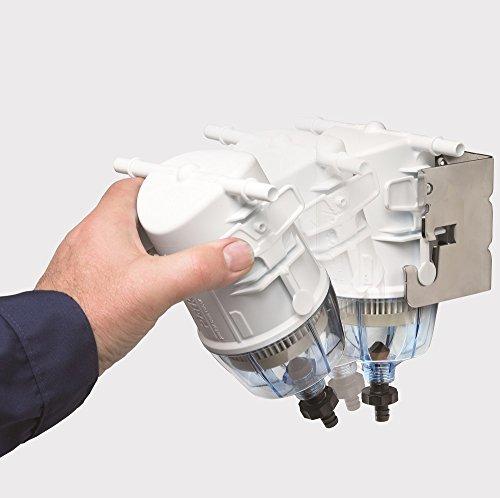 Racor Snapp Repl Element W//drain 2m R23298-02