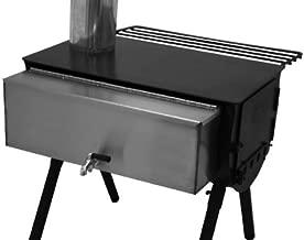 propane tank sauna stove