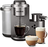 The Keurig K-Cafe Coffee Maker is on sale for a limited time only. Valid while supplies last and when shipped & sold by...