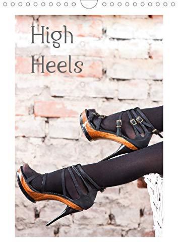 High Heels (Wandkalender 2021 DIN A4 hoch)