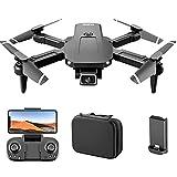 S68 RC Drone con fotocamera 4K Wifi FPV Drone Mini Quadricottero pieghevole Giocattolo per bambini...