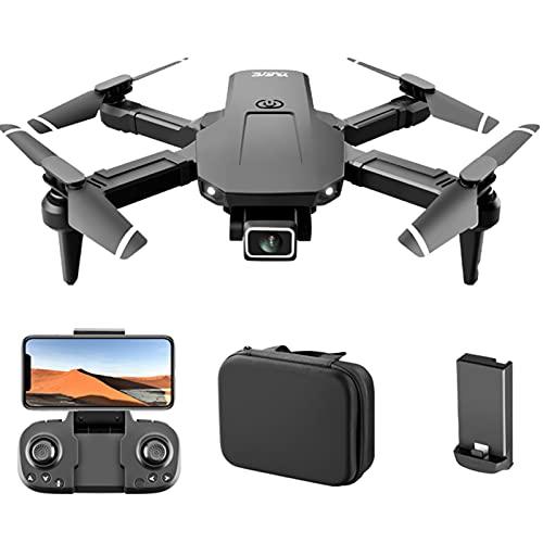 S68 RC Drone con fotocamera 4K Wifi FPV Drone Mini Quadricottero pieghevole Giocattolo per bambini con controllo del sensore di gravità Modalità senza testa Gesto Foto Funzione video