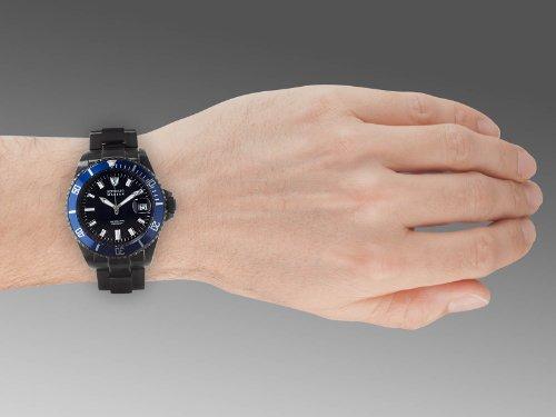 Detomaso DT3006-H – Reloj analógico de Cuarzo para Hombre con Correa