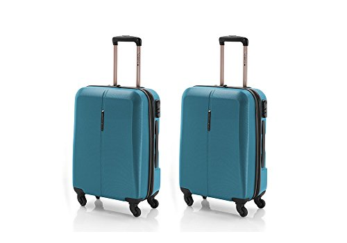 Gabol paradise juego de 2 maletas de cabina 36 litros