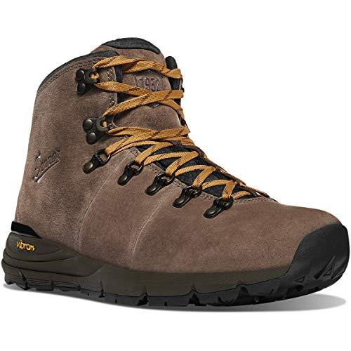 DANNER MANUFACTURING, INC. Men's Ankle Hiking Boot, Dark Earth/Woodthrush, 13