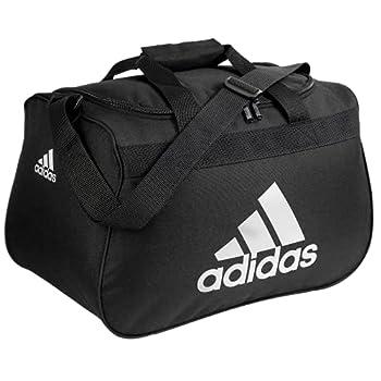 adidas Unisex Diablo Small Duffel Bag Black Small