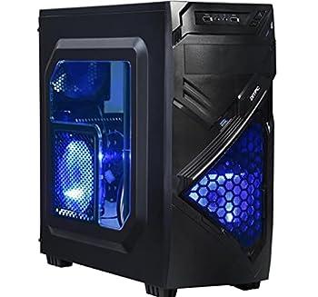 Gaming Desktop - FX-8300 3.30GHz Octa-Core Processor 16GB DDR3 Memory GTX 1050Ti 4GB GDDR5 Graphics 240GB SSD 1TB HDD Windows 10 Pro 64-Bit WiFi 5GHz + Bluetooth