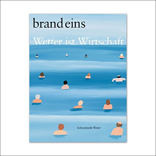brand eins audio: Wetter audiobook cover art