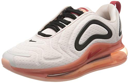 Nike Air MAX 720, Zapatillas Deportivas Mujer, Rosa Light Soft Pink Gym Red Coral Stardust, 38 EU