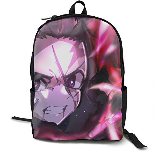 Demon Slayer'S Blade Studio Note Chiaro Zaino Attraverso Zaino Trasparente Bookbag Workbag Daypacks Per Uomini Donne