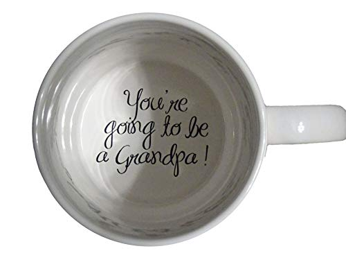 Topmug You're Going To Be a Grandpa Coffee Mug