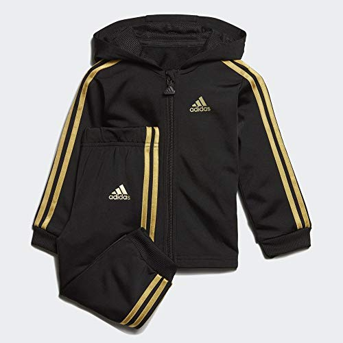 Adidas I Shiny FZ HD J trainingspak, baby-kinderen