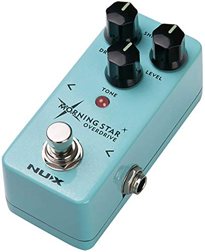 Price comparison product image NUX / Morning Star Overdrive Pedal