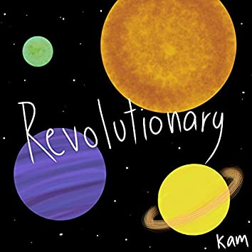 Revolutionary (feat. BOOMER)