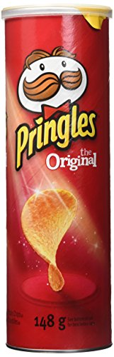 Pringles Original Chips, 148 Grams