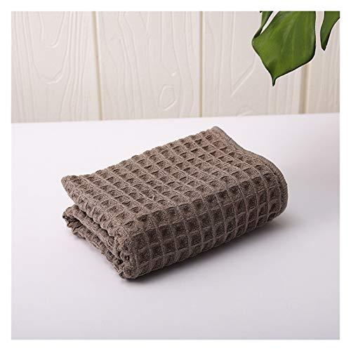 SCAYK algodón Toallas de baño para Adultos Toalla Absorbente Absorbente para el hogar Conjuntos de Toalla de baño 70x140 / 30x70cm Toalla de Mano Toallas de algodón Baño Blanco