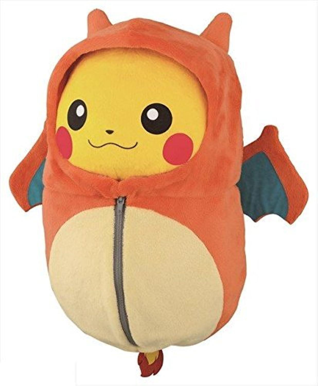 marca La mayoria mayoria mayoria de loteria Pikachu coleccioen saco de dormir Una bolsa de dormir Pikachu premio Charizard  autentico en linea
