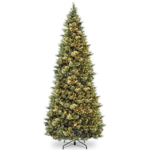 National Tree Carolina Pine Tree, 10 ft, Green