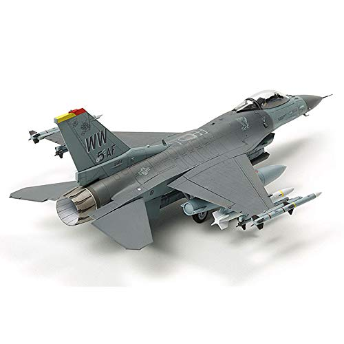 タミヤ 1/72 ウォーバードコレクション No.88 アメリカ空軍 ロッキード マーチン F-16CJ ブロック50 ファイ...