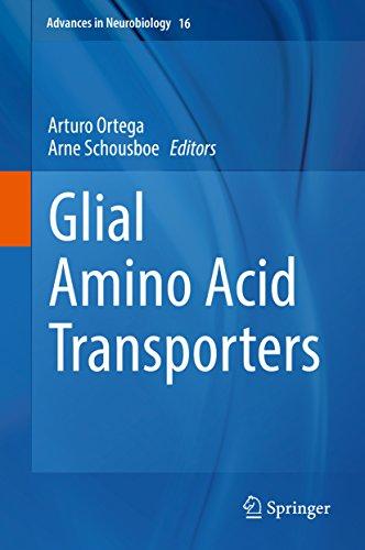 Glial Amino Acid Transporters (Advances in Neurobiology Book 16)