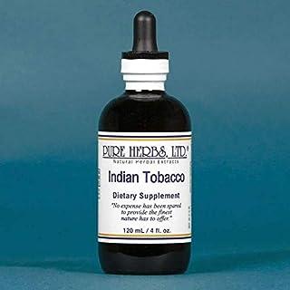 Pure Herbs, Ltd. Indian Tobacco/Lobelia (4 oz.)