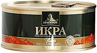 Caviar de salmon classic 250 gr