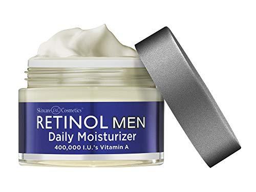 Retinol Men's Daily Moisturizer - Die Original Retinol Feuchtigkeitscreme für die Haut eines Mannes