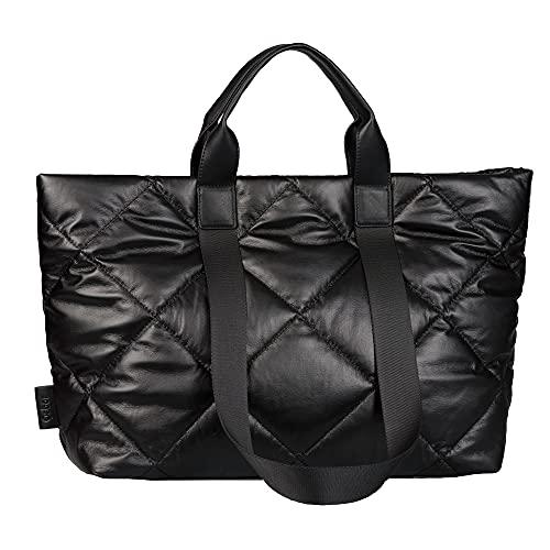 Gabor bags HELENA Damen Shopper L, black, 50x14x33