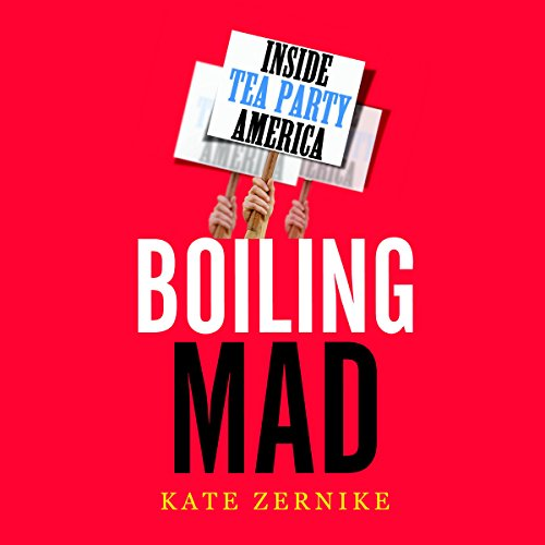 Boiling Mad audiobook cover art