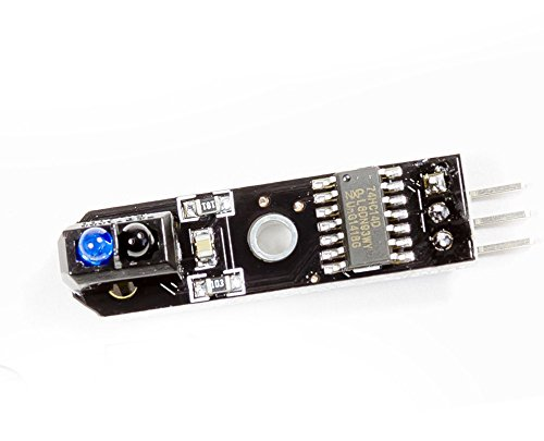 MissBirdler - Fotocellula infrarossi Line Tracker Reflex TCRT5000per Arduino Raspberry Pi, fai da te