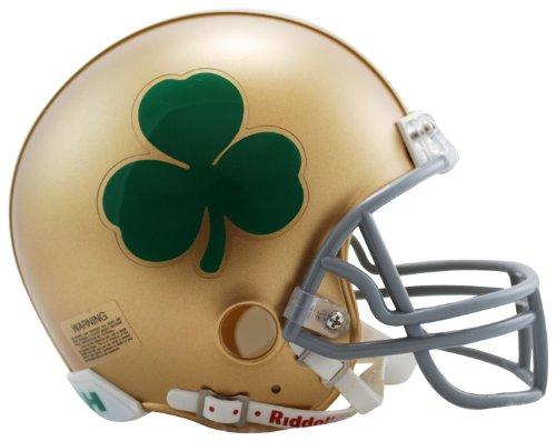 NCAA Notre Dame Fighting Irish Speed Mini Helmet