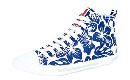 Prada Damen Mehrfarbig Stoff Sneaker 3T5731 36 EU