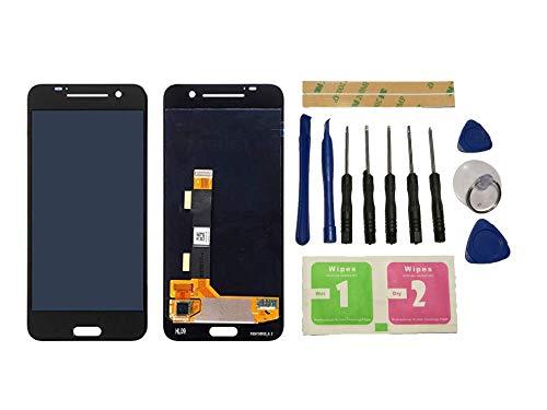 Flügel para HTC One A9 Pantalla LCD Pantalla Negro Táctil digitalizador Asamblea Pantalla (sin Marco) de Recambio & Herramientas