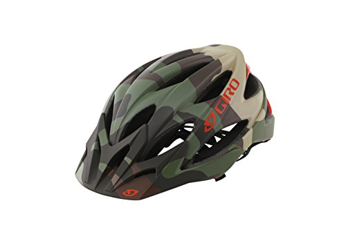 Giro Helm Xar Small - Grün Camo