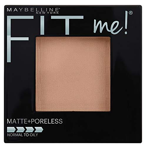 Maybelline New York Fit Me Matte + Poreless Powder Makeup, True Beige, 0.29 Ounce, 1 Count