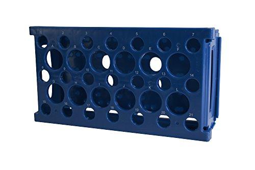Moonlab-4-0064 Kombirack für Zentrifugenröhrchen, faltbar, 15/50 mL