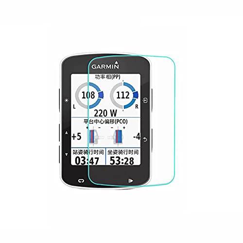 YANSHG® para Garmin Edge 520 Protector de Pantalla de Vidrio Templado, Protector...