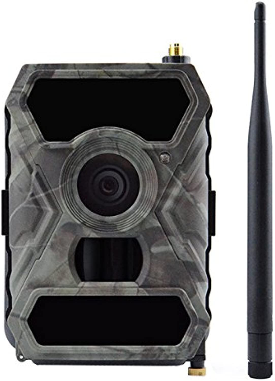 1080P 100° Wide Lens Waterproof Hunting Scouting Trail Camera for Wildlife Monitoring