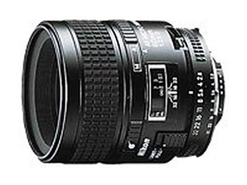 Nikon 60 mm f/2.8 D Micro - Objetivo para Nikon (Distancia Focal Fija 60mm, Apertura f/2.8-32, diámetro: 62mm) Negro