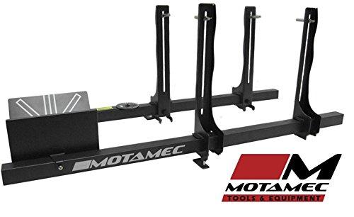 Medidor láser para alineación de las ruedas, de Motamec, calibrador