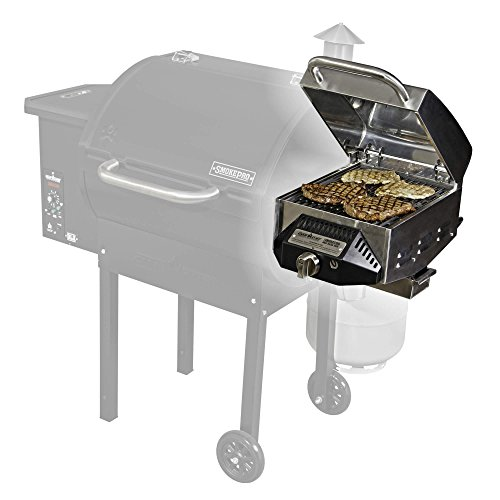 Camp Chef SmokePro BBQ Sear Box