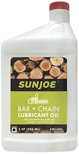 Sun Joe SWJ-OIL Chain Saw Bar Chain and Sprocket Oil