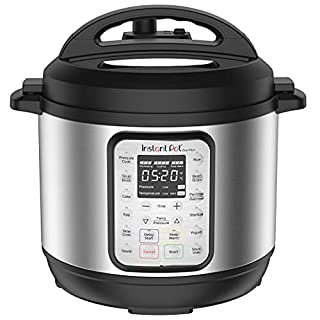 Instant Pot Duo Plus 6 Quart 9-in-1 Electric Pressure Cooker, Slow Cooker, Rice Cooker, Steamer, Sauté, Yogurt Maker, Warmer & Sterilizer, 15 One-Touch Programs,Stainless Steel/Black (B01NBKTPTS)   Amazon price tracker / tracking, Amazon price history charts, Amazon price watches, Amazon price drop alerts