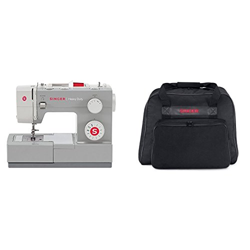 SINGER | Heavy Duty 4411 Sewing Machine with 11 Built-In Stitches, &...